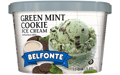 Green Mint Cookie